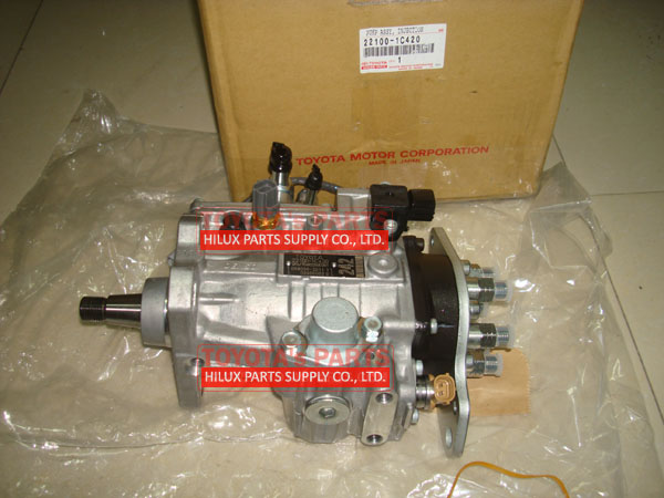 22100-1C420,Genuine Toyota 1HD Fuel Injection Pump,22100-1C170