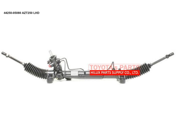 44250-05080,Toyota Avensis AZT250 Steering Rack LHD,44250-05081