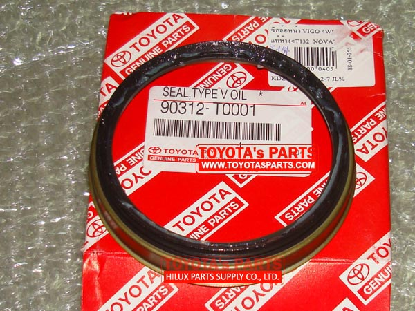 90312-T0001,Genuine Toyota Hilux Vigo Oil Seal